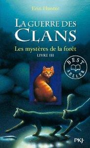 19) La guerre des clans tome 3 d'Erin Hunter