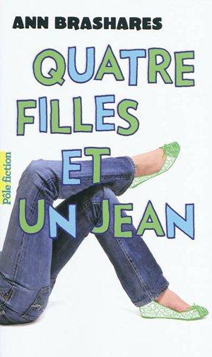 24) Quatre filles et un jean d'Ann Brashares
