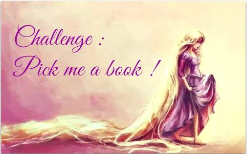 Challenge : Pick me a book !#2