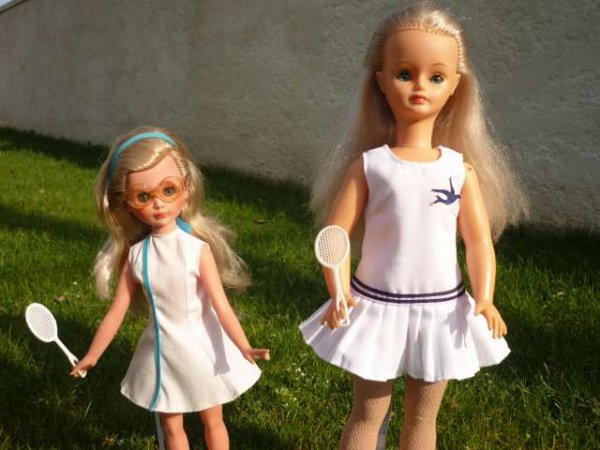Cathie & Corinne
