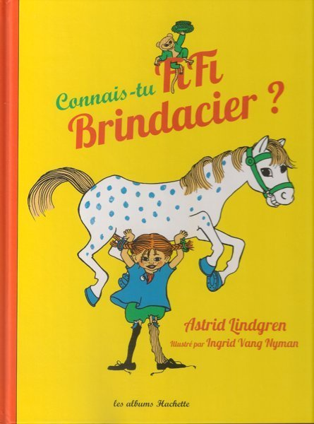 Qui est Fifi Brindacier ?