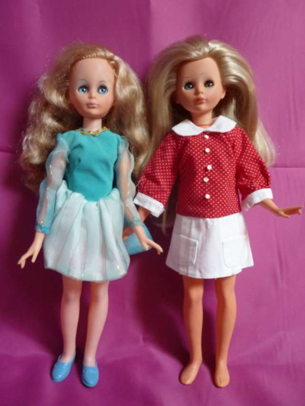 Corinne et ses Clones