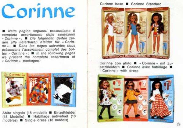 Corinne d'Italocremona