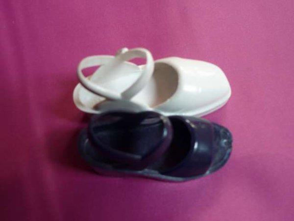 Les chaussures de Corinne et les chaussures de Fanny (suite)