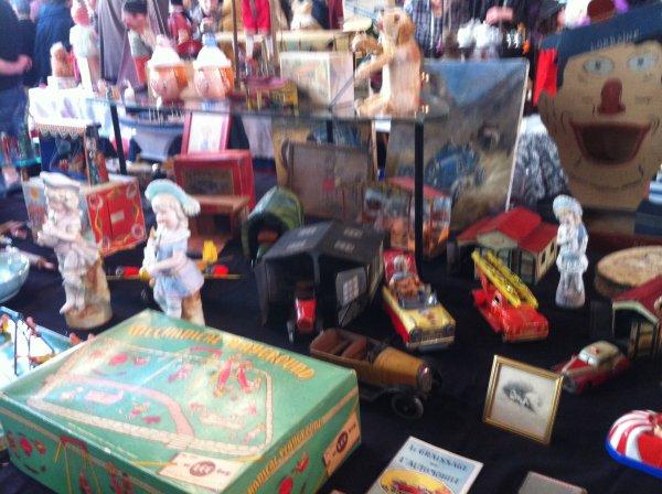 Salon du jouet ancien de Betton le Week end dernier (suite...)