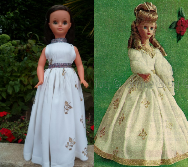Article sur BETSIE 20 millionièmes poupées sortie de usine Bella autant dire une vedette