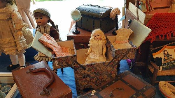 3e salon du jouet ancien et de collection du Grand Ouest à St Aubin du Cormier (suite)