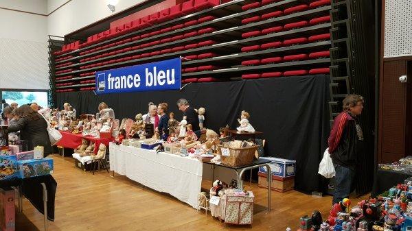 3e salon du jouet ancien et de collection du Grand Ouest à St Aubin du Cormier