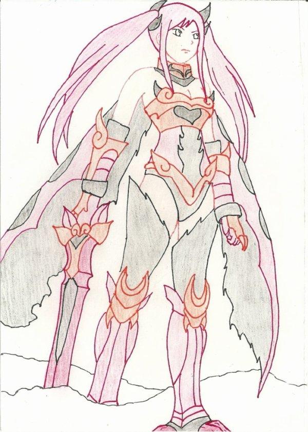 Dessin fairy tail blog de dessin de mickael - Dessin fairy tail ...