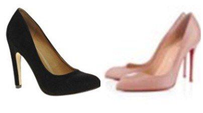 entre ces deux paire laquel preferez vous ?? :)