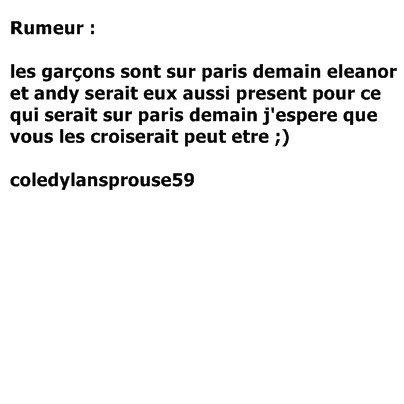 petite Rumeur ♥