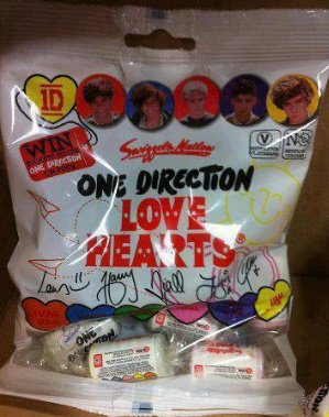 candies one direction ♥