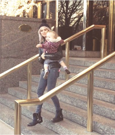 lou & baby lux ♥