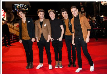 one direction NMA 2013 partie 2♥