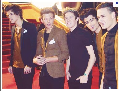 one direction NMA 2013 partie 3♥