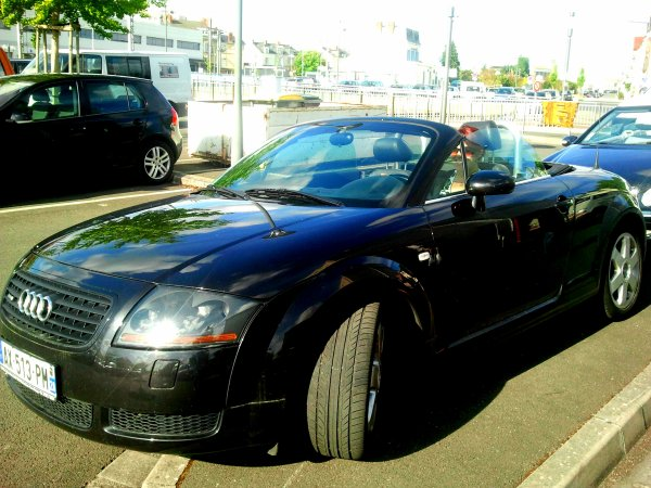 <3 Audi TT Quatro <3