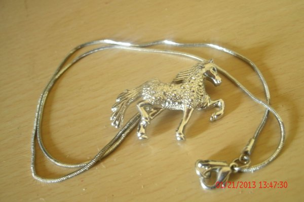 Collier cheval