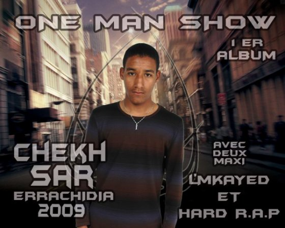 Chekhsar - La Discographie