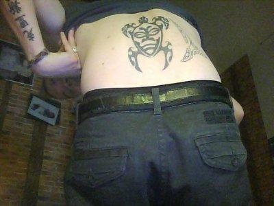 2 éme partie de mon tatouage presque fini
