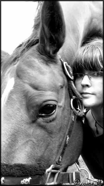 Monter un cheval donne un goût de liberté.