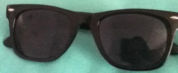 Les lunettes !