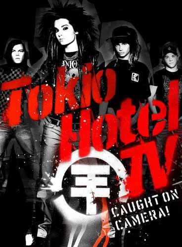 Tokio Hotel TV- Caught on Camera