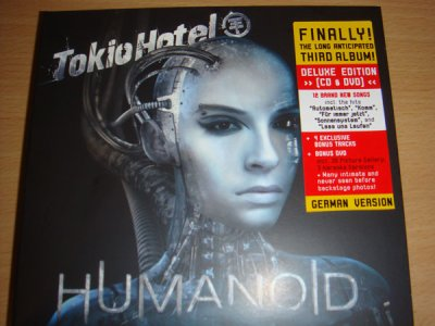 Humanoid( deluxe edition)