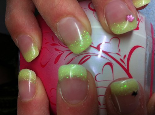 sublime mes ongles