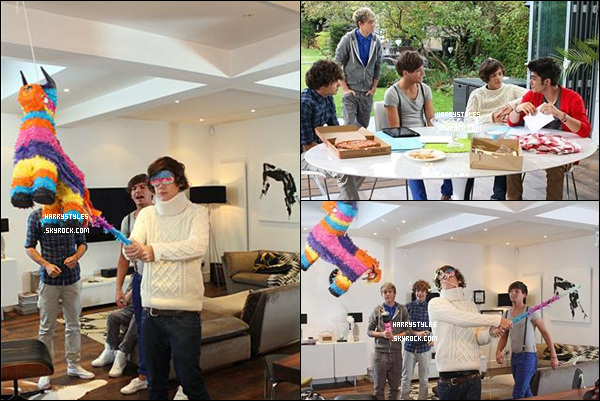 One Direction's House Party