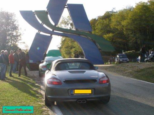 Circuit de Folembray (02) : Sortie Club Porsche
