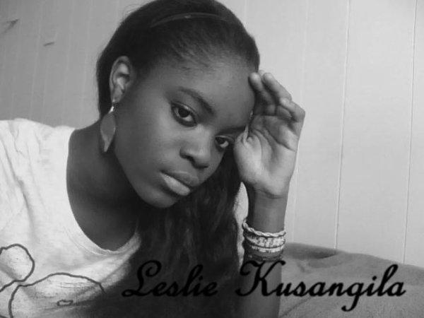 FACEBOOK : LESLIE KUSANGILA :D