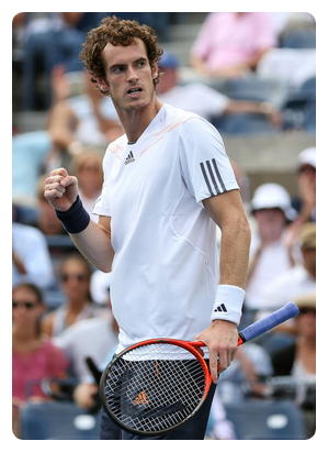 Battle n°2 : Andy Murray vs. David Ferrer