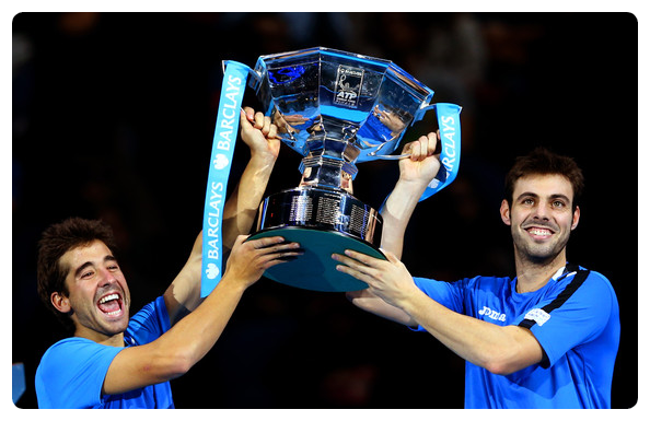 Barclays ATP World Tour Finals 2012