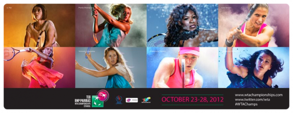 TEB BNP Paribas WTA Championships Istanbul 2012