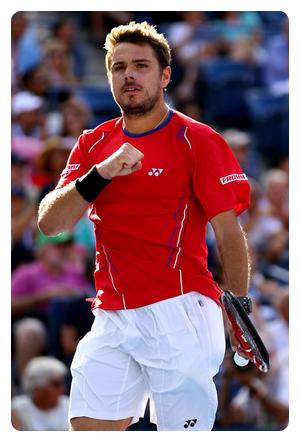 Battle n°10 : Roger Federer vs. Stanislas Wawrinka