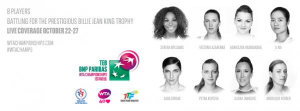 TEB BNP Paribas WTA Championships Istanbul 2013
