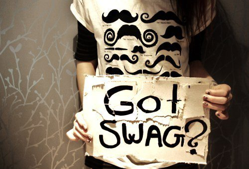 SWAG. ♥