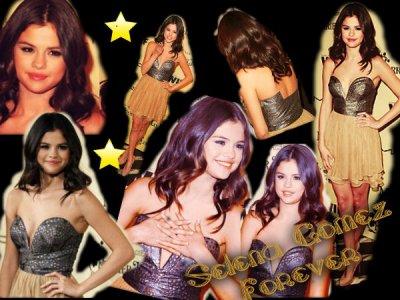 Selena Gomez Fôrêvêr    Selena 5eme Femme Annuel du Film Pre-Oscar Party.