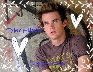 Tyler Hilton.