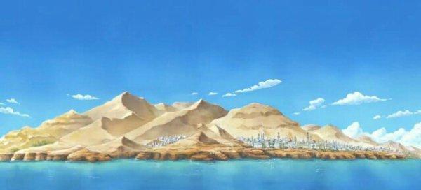 Alabasta + villes & endroits connus