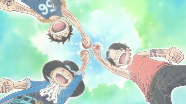 ASL - Ace / Sabo / Luffy