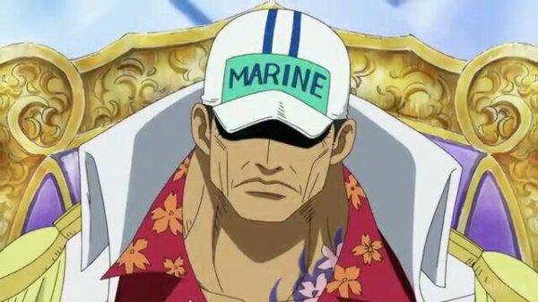 Sakazuki Akainu - Divers