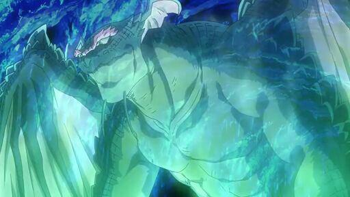 Esprit du dragon Zirconis (épisode 176)