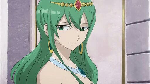 Natsu, Lucy, Yukino, Miliana & Hisui (ou Jade)