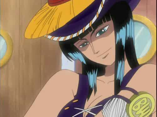 Miss All Sunday / Nico Robin - Whiskey Peak