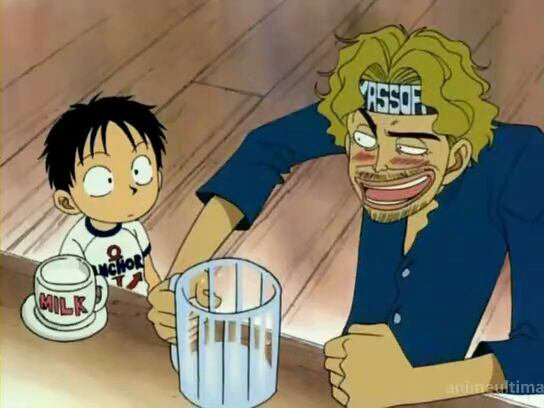 Monkey D. Luffy & Yasopp - Arc Kuro