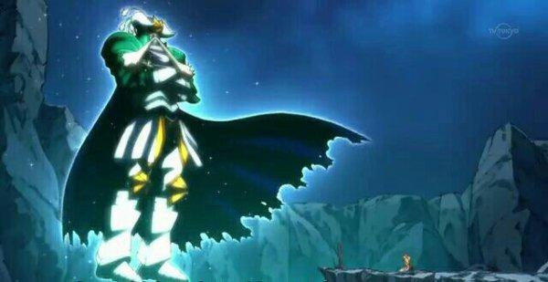 Taurus, Plue (Nikola), Crux, Aries & Roi des Esprits - Arc Loki