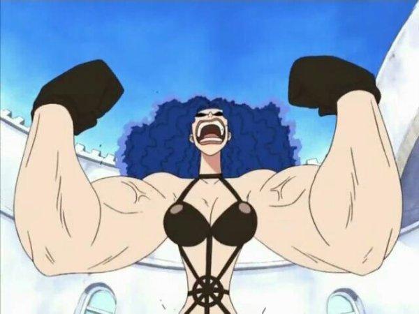Miss Doublefinger (Paula) - Alabasta