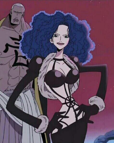 Mister 1 (Daz Bones ) & Miss Doublefinger (Paula) - Alabasta