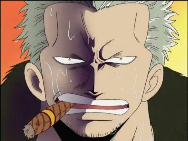Smoker - Alabasta